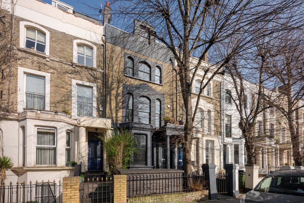 notting hill victorian house refurbished